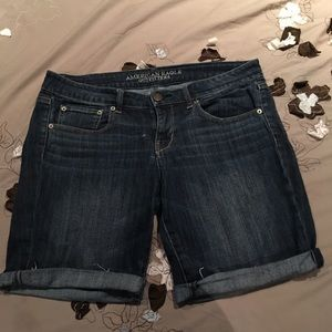 American Eagle Outfitters Shorts - AE Bermuda Shorts 12